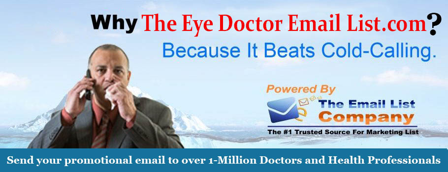 Eye Doctor Email List